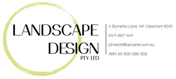 Landscape Design logo