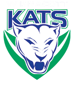 Winnacott Kats Junior Football Club Logo